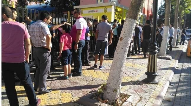 Yeni Malatyaspor - Büyükşehir Gaziantep maçı biletlerine yoğun ilgi