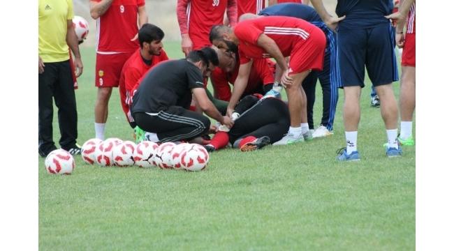 Yeni Malatyaspor'da Vedat Kapurtu, ilk yarıyı kapattı