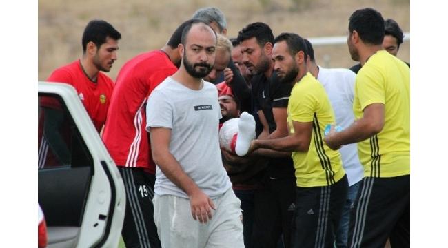 Yeni Malatyaspor'da Vedat şoku