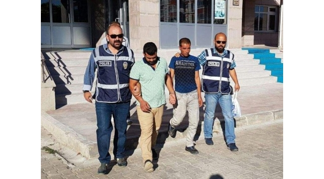 Yozgat'ta 2 telefon dolandırıcısı tutuklandı