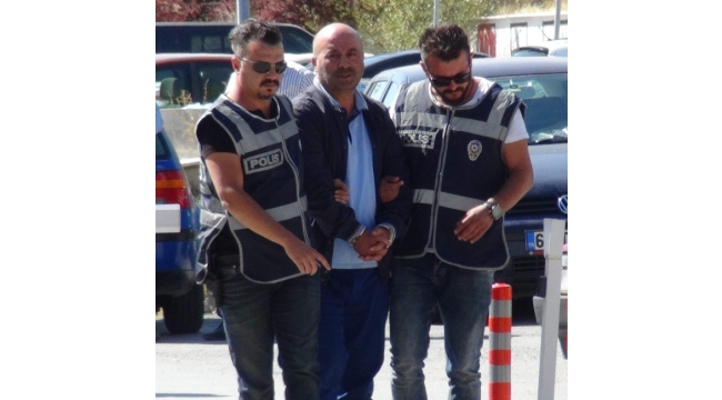Yozgat'ta bir iş adamı FETÖ'den tutuklandı