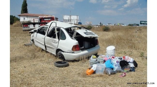 Yozgat'ta trafik kazası: 1 ölü, 7 yaralı