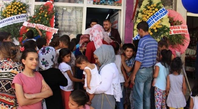 YUSEP İnsani Yardım Derneği Açıldı
