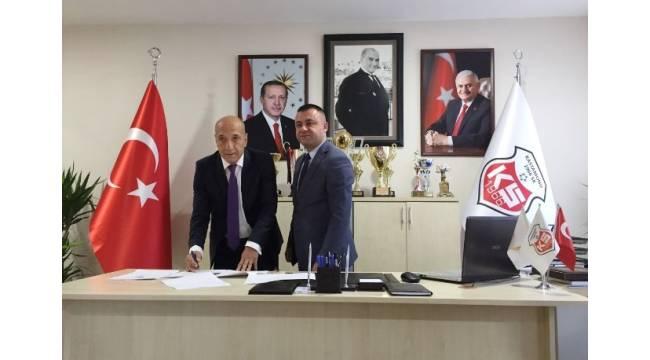 Ziya Doğan, Kastamonuspor 1966 ile anlaştı