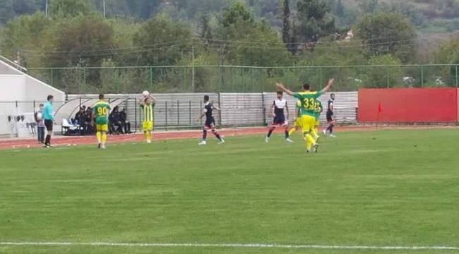 Zonguldak Kömürspor 1 - Şanlıurfaspor 2