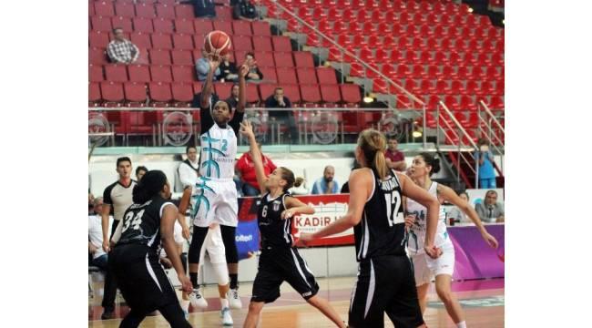 10. Erciyes CUP Turnuvası'nda şampiyon Girne Üniversitesi