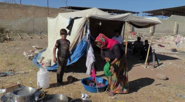 Şanlıurfa'da 10 kişilik ailenin dramı