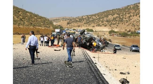 3 askerin şehit olduğu saldırıda 500 kilogram patlayıcı kullanılmış