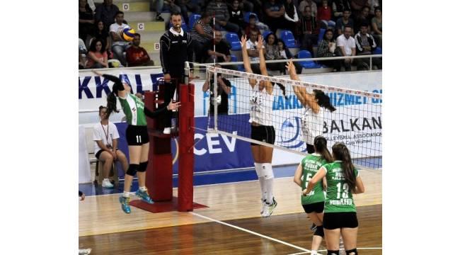 Çanakkale Belediyespor 3-i AOK Rudar Pljevlja 0