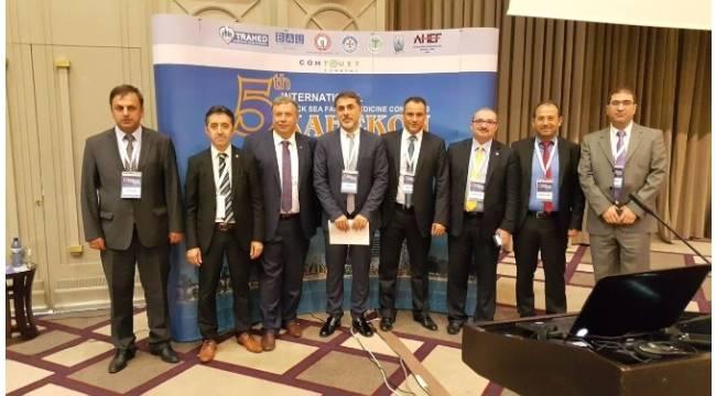5. Uluslararası Karadeniz Aile Hekimliği Kongresi Batum'da yapıldı
