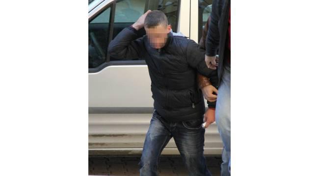 8 yıl hapis cezası bulunan cezaevi firarisi yakalandı