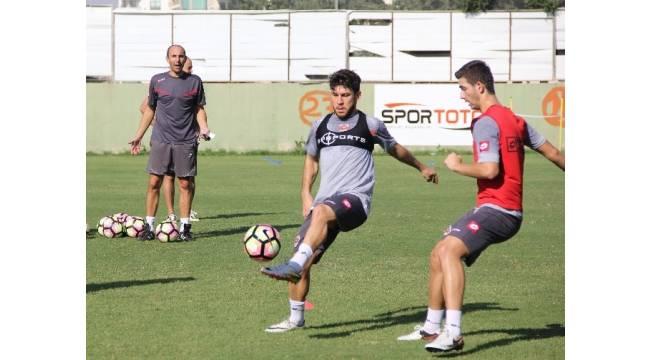 Adanaspor'da Kardemir Karabükspor maçı hazırlıkları sürüyor