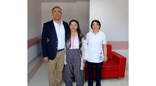 Afyonkarahisar Devlet Hastanesinde bir ilk daha gerçekleşti
