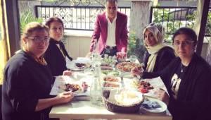 AK Partili kadınlar 56 mangalda buluştu