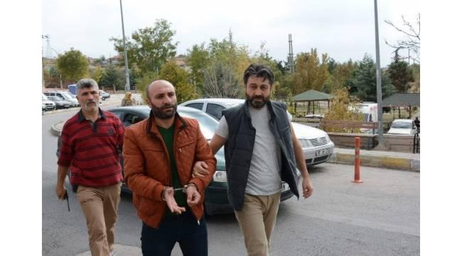 Aksaray'da 20 yıl hapis cezası olan zanlı yakalandı