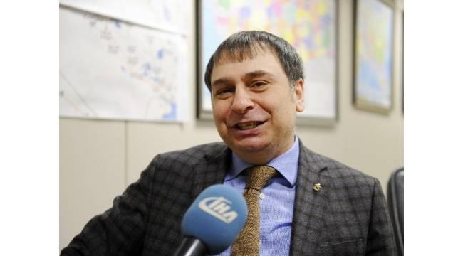 """Alaattin Hatayoğlu: """"Trabzonspor hiçbir zaman hedefsiz olmaz"""""""