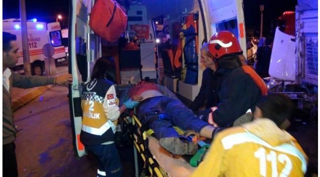 Alkollü sürücü dehşet saçtı: 3 ölü, 1 ağır yaralı