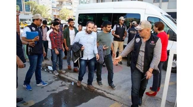 Antalya merkezli 9 ilde PKK operasyonu