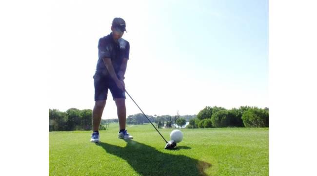 Antalya'da Turkish Airlines World Golf Cup hazırlıkları