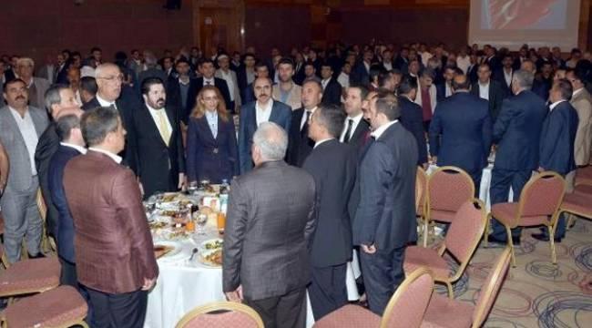 Aşiretler toplantısında Karahan damgası