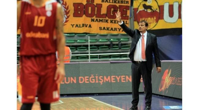 """Ataman: """"Mükemmele yakın oynadık"""""""