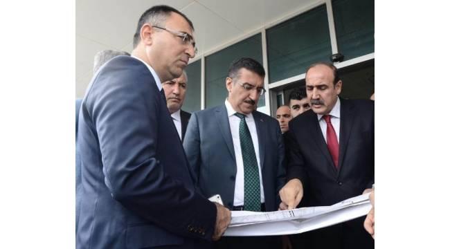 Bakan Tüfenkci TFF 1. Lig 7. hafta maçlarının naklen yayını için devreye girdi