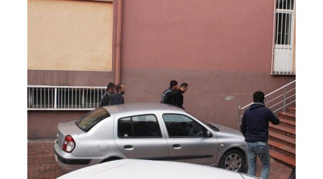 Bartın'da 1 kişi tutuklandı, 3 kişi adliyeye sevk edildi