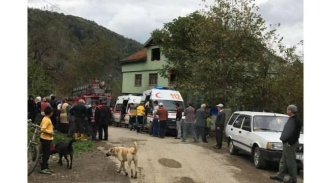 Bartın'da çıkan yangında 2 çocuk öldü