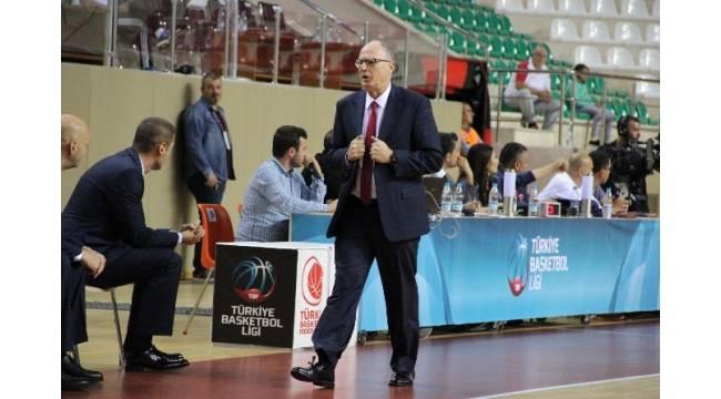 Başantrenör Greenberg, Sakarya maçı öncesi takımı değerlendirdi