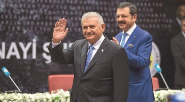 Başbakan Yıldırım,Şanlıurfa'ya yatırım yapın