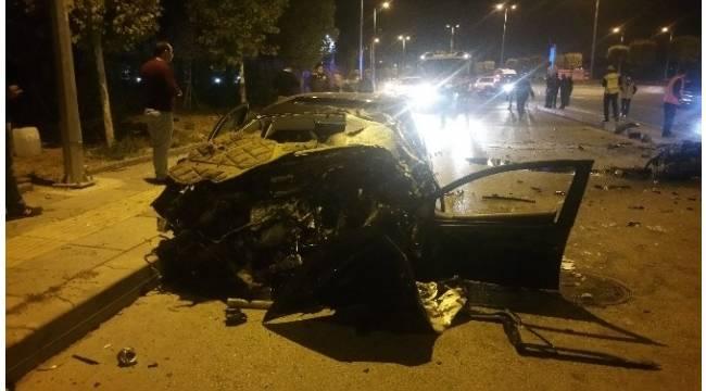 Başkent'te trafik kazası: 1 ölü