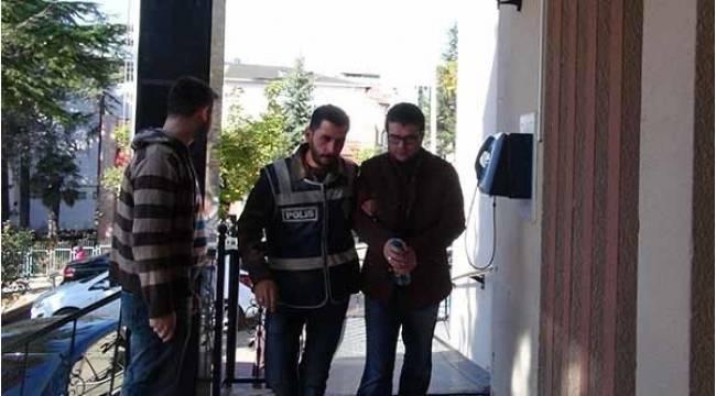 Bilecik'te FETÖPDY kapsamında 2'si öğretmen 1'i valilik çalışanı 3 kişi tutuklandı