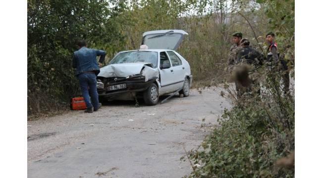Bilecik'te trafik kazası, 4 yaralı