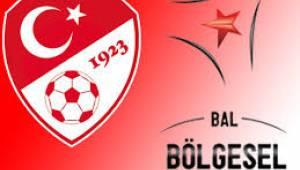 Bölgesel Amatör Lig 2.Grup maç sonuçları