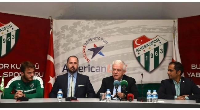Bursaspor, İngilizce öğrenecek
