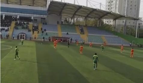 Büyükçekmece Tepecikspor 0 -Şanlıurfaspor 1