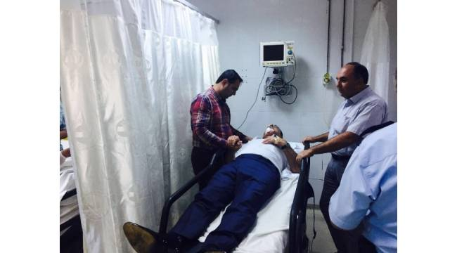 CHP'li Vekil Yıldız kaza geçirdi