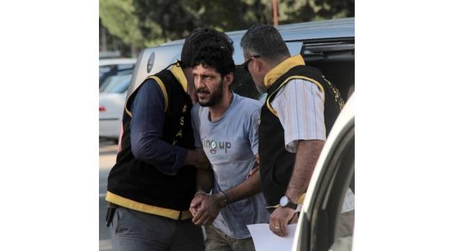 Cinayetten 12 yıl hapse mahkum edilen firari, uyurken yakalandı