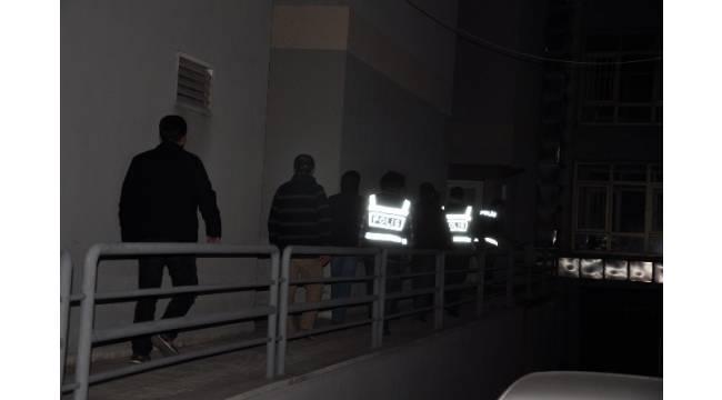 Çorum'da 'Bylock' operasyonu: 3 gözaltı