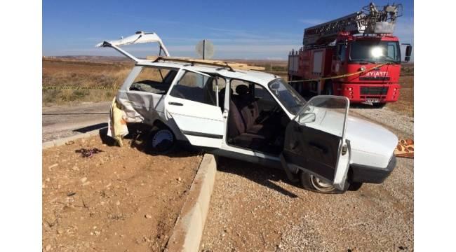 Çorum'da trafik kazası: 4 ölü, 3 yaralı