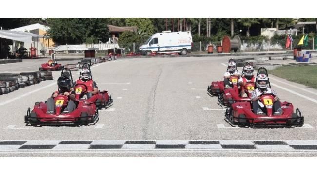 Cumhuriyet Kupası Karting Turnuvası Adana'da yapıldı