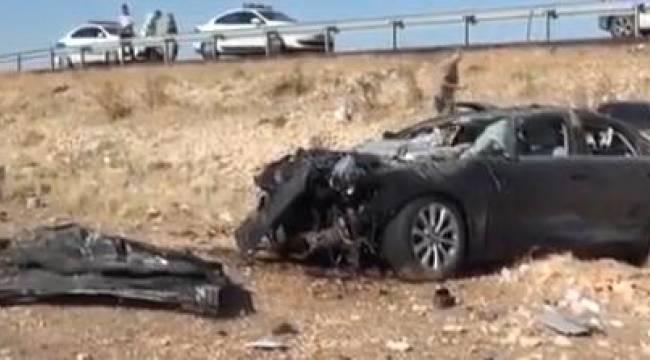 Diyarbakır'lı işadamı Hilvan'da kazada öldü