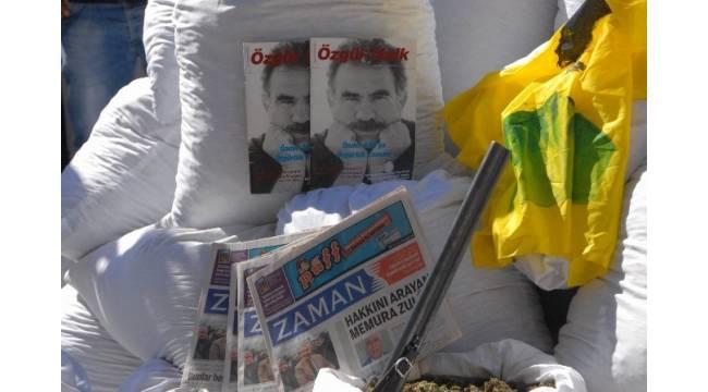 Diyarbakır'da 20 milyon liralık esrar ele geçirildi