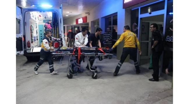 Domaniç'te trafik kazası: 1 ölü, 3 yaralı