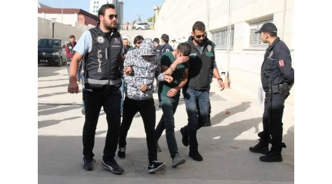 Elazığ'daki uyuşturucu operasyonunda 8 şüpheli tutuklandı