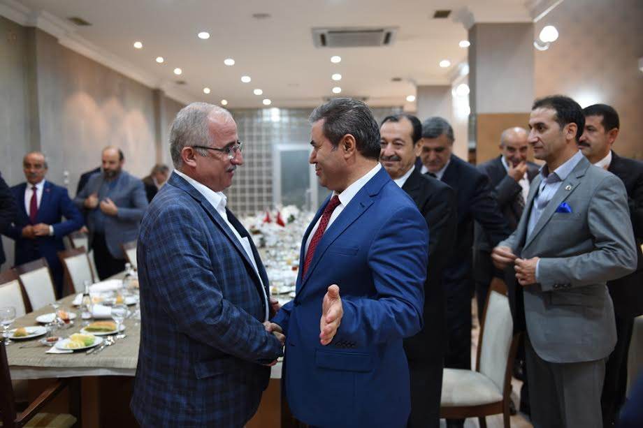 Emniyet Müdürü Eyüp Pınarbaşı'dan Urfa'ya veda
