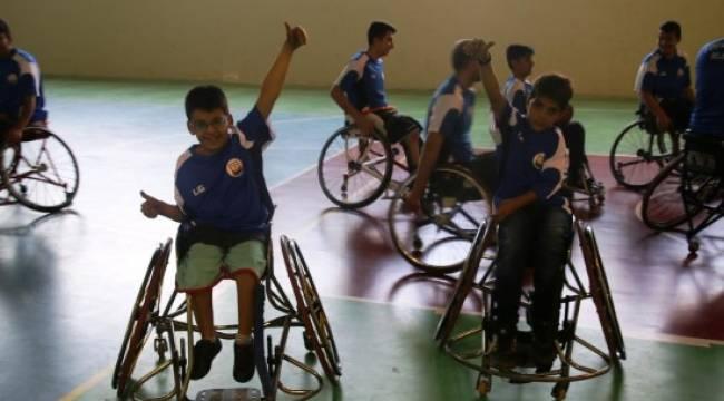 Engelliler için tam donanımlı merkez