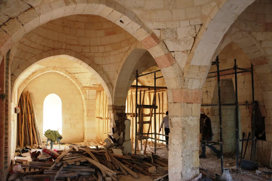 Evliya Çelebi'nin Bahsettiği camii restore ediliyor