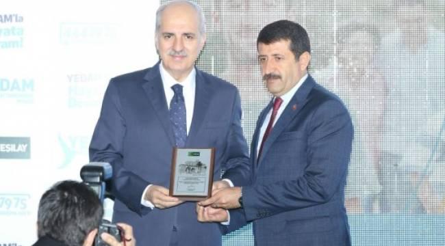 Eyyübiye belediyesi bir ilke daha imza atıyor
