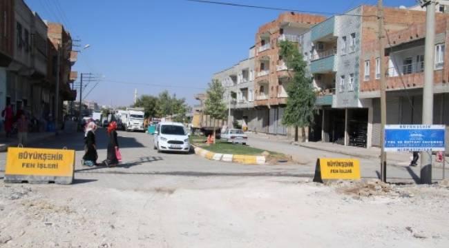 Eyyübiye'ye yeni bulvar